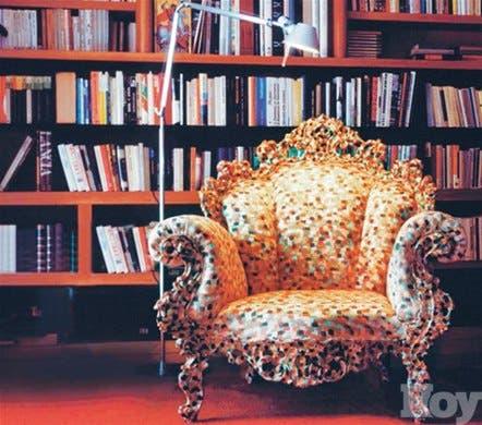 <STRONG>Pregúntale a la interiorista<BR></STRONG>El sofisticado estilo Louis XV