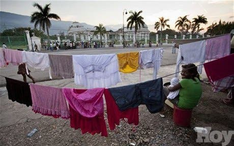 La UNESCO pide a la comunidad internacional «ayuda, no limosnas» para Haití
