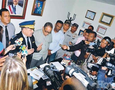 PN dará respuesta fuerte a delincuentes Licey al Medio