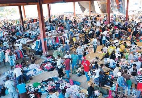 Resultado de imagen para fotos del mercado de dajabon