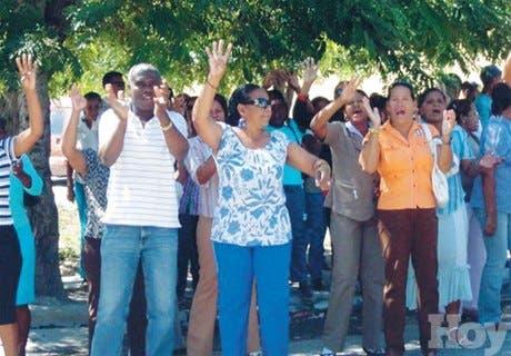 Escuelas católicas de Barahona piden solucionar crisis seguro