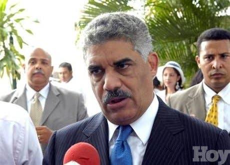 <P>Vargas Maldonado afirma Leonel ha agravado los problemas nacionales</P>
