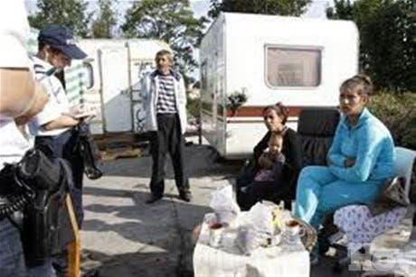 Francia ha desmantelado el 70 % de sus campamentos ilegales de gitanos