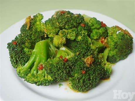 Descubren una proteína del brócoli que frena el envejecimiento de la piel