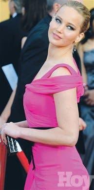 Jennifer Lawrence la revelación de Hollywood