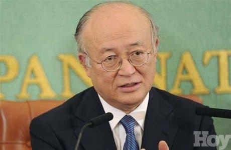 El director de OIEA anuncia conferencia internacional sobre seguridad nuclear