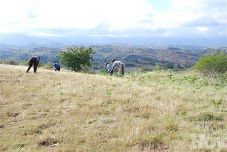Campesinos protegen afluentes del río Macasía en la frontera