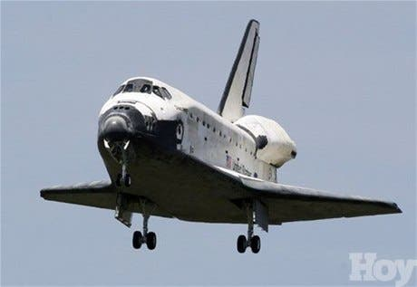 Discovery concluye su última misión ahora será pieza de museo