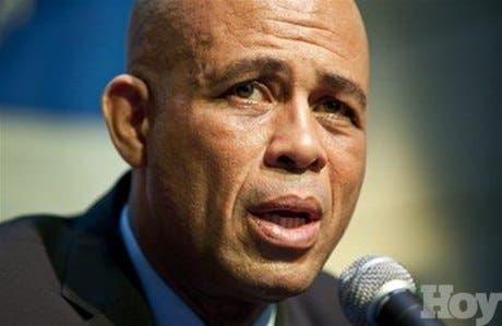 Martelly cuenta con el 50,8 % de intención de voto en Haití, según encuesta