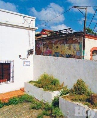 CIELO NARANJA<BR>Santo Domingo su último Siglo, dónde es?