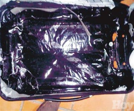 DNCD decomisa cinco kilos cocaína en Punta Cana