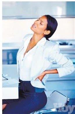 La mala postura laboralpone en riesgo la salud