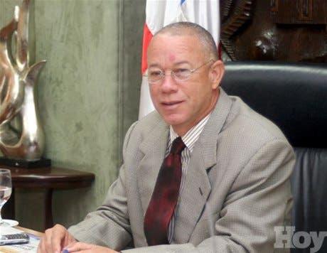 José Izquierdo destaca capacidad del PLD en el manejo de los procesos internos