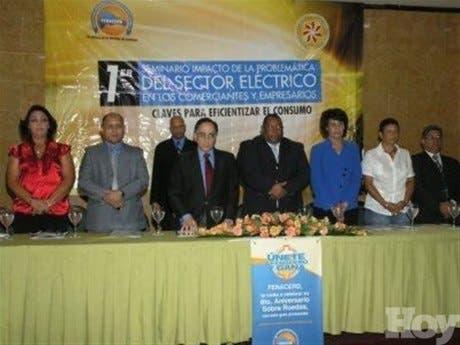 CDEEE y la Fenacerd instruirán sobre uso racional de energía eléctrica