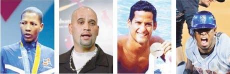 Citan atletas de RD que fueron noticia en 2011