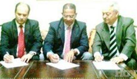 Precandidatos PRSC firman pacto