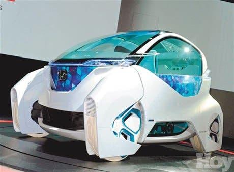 Honda Micro Commuter, un eléctrico para ciudad