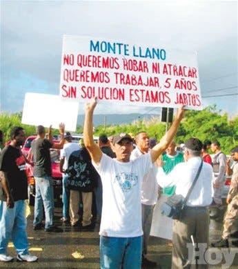 Se manifiestan endemanda de reapertura ingenio Montellano