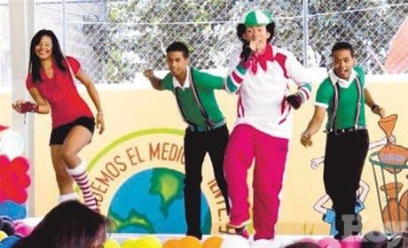 Fiesta de Reyes para niños de La Ciénaga
