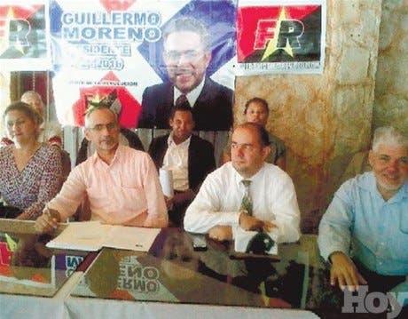La FR apoya Guillermo Moreno