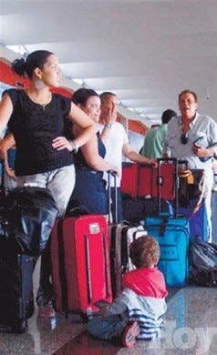 Casi 10 millones de pasajeros pasaron por aeropuertos RD
