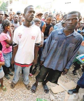 254 haitianos están varados en la frontera Perú-Brasil