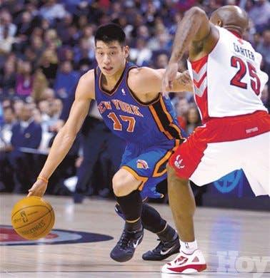 Lin anota 27 en triunfo de Knicks