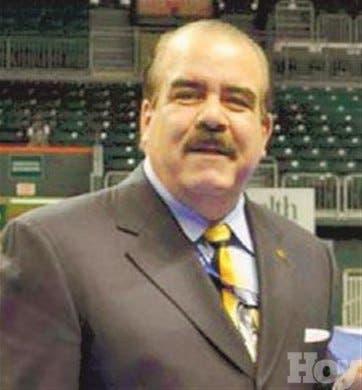 Cristóbal Marte dirigirá el voleibol en Olimpíadas