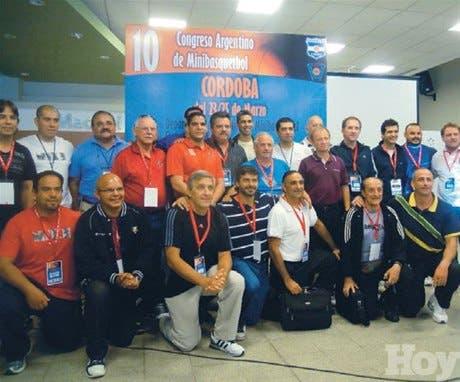 Uribe veCongreso Minibasket traerá beneficios países