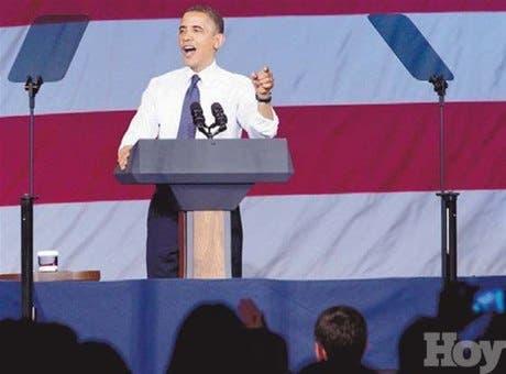 Apoyo de Obama a uniones gay enciende campañaEEUU