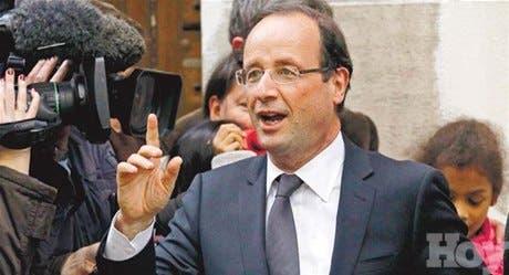 Nuevo presidente de Francia no tendrá período de gracia