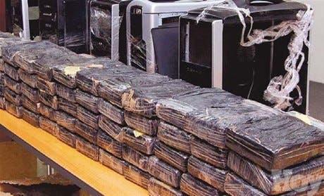 La DNCD aclara 175 paquetes cocaína están en Grenada