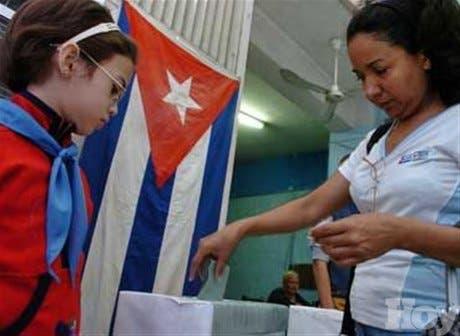 <STRONG>Cuba, más pendiente de las elecciones en Estados Unidos y Venezuela que delas propias</STRONG>