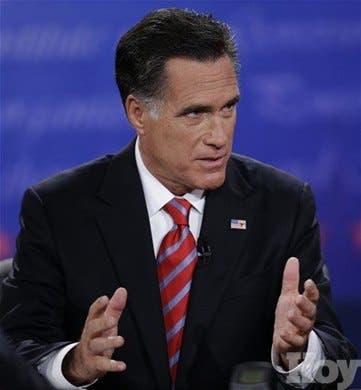 <P><STRONG>DEBATE PRESIDENCIAL <BR>Romney dice que tensiones con Israel son desafortunadas</STRONG></P>
