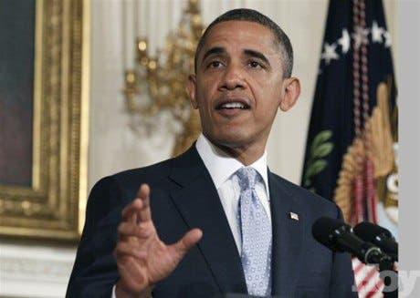 <STRONG>Obama exhortaa presionarCongreso a travésredes sociales para lograr acuerdo fiscal para Navidad</STRONG>