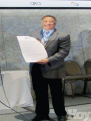 Dominicano electo secretario regional Siquiatría