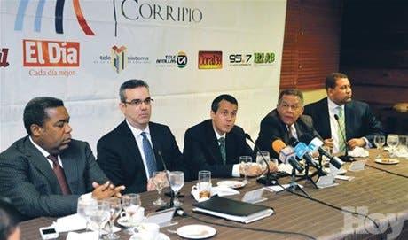 Dirigentes de PRD critican a Leonel por sus argumentos sobre el déficit