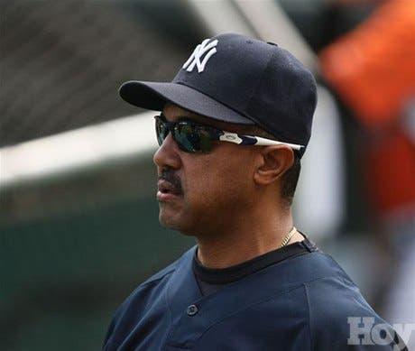 <STRONG>Tony Peña será mánager de RD en el Clásico Mundial de Béisbol del 2013</STRONG>