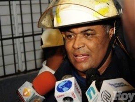 <STRONG>Incendio destruye siete casas en Santiago</STRONG>