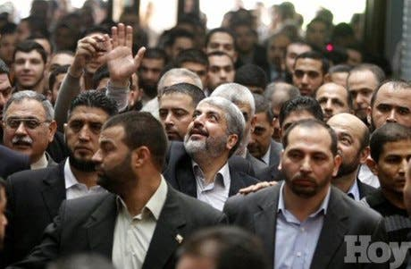 <STRONG>Jefe del Hamas pide en Gaza unidad nacional para liberar «a toda Palestina»</STRONG>