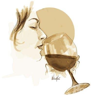 El cerebro y el vino
