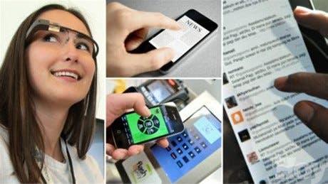 <STRONG>Teléfonos inteligentes y redes sociales: la combinación explosiva de 2013</STRONG>