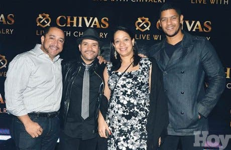 ChivasRegal Una fiesta exclusiva en valor a la amistad