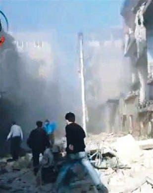 Mueren 58 personas en diversos ataques en últimas 24 horas Siria