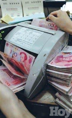 China aumentará participación extranjera en bolsas