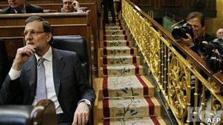 <P><STRONG>Rajoy propone ley para controlar las finanzas de los partidos políticos en España</STRONG></P>
