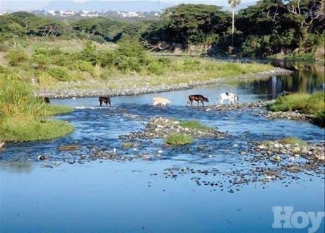 En Jarabacoa se oponen al desvío del río Yaque del Norte