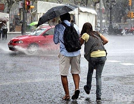 Meteorología pronostica para hoy lluvias escasas