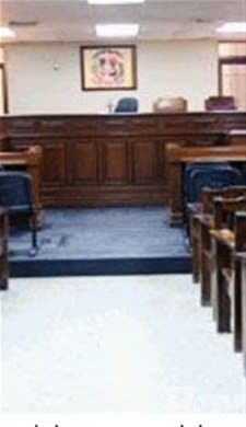 <P>Tribunales cesan en labores por la Semana Santa</P>