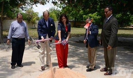 Gabinete Social inicia hospital en Pedernales